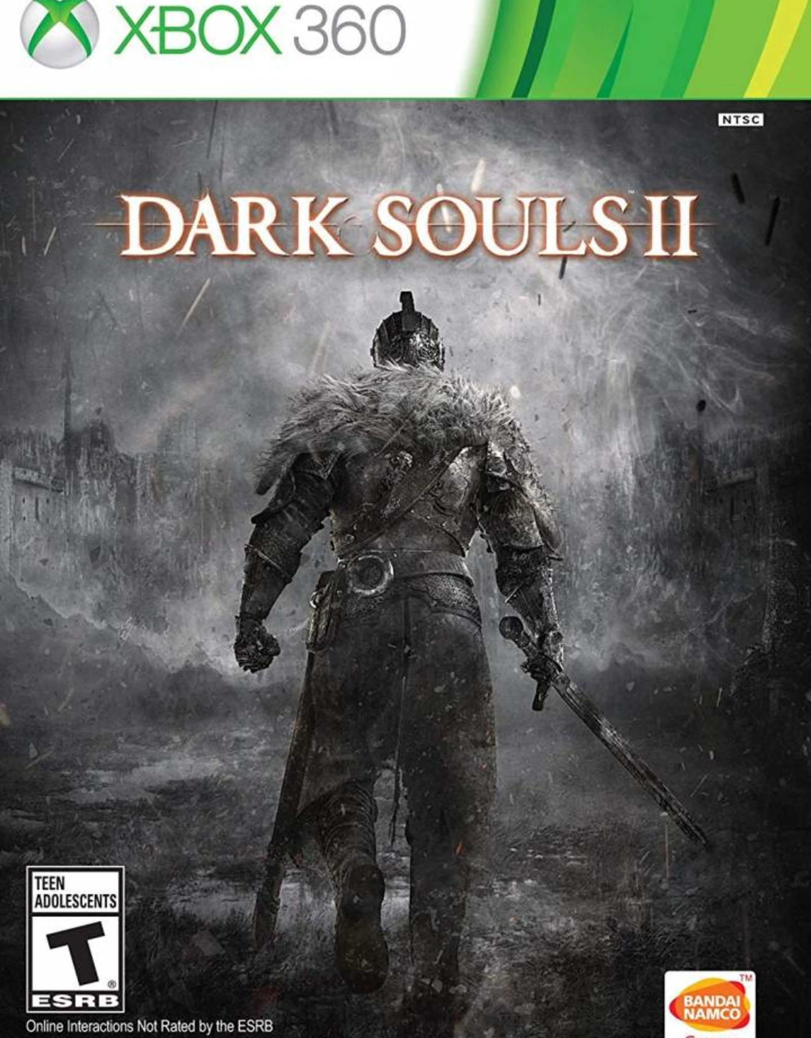 Dark Souls 2 - XB360 PrePlayed