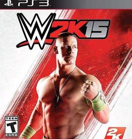 WWE 2K15 - PS3 PrePlayed