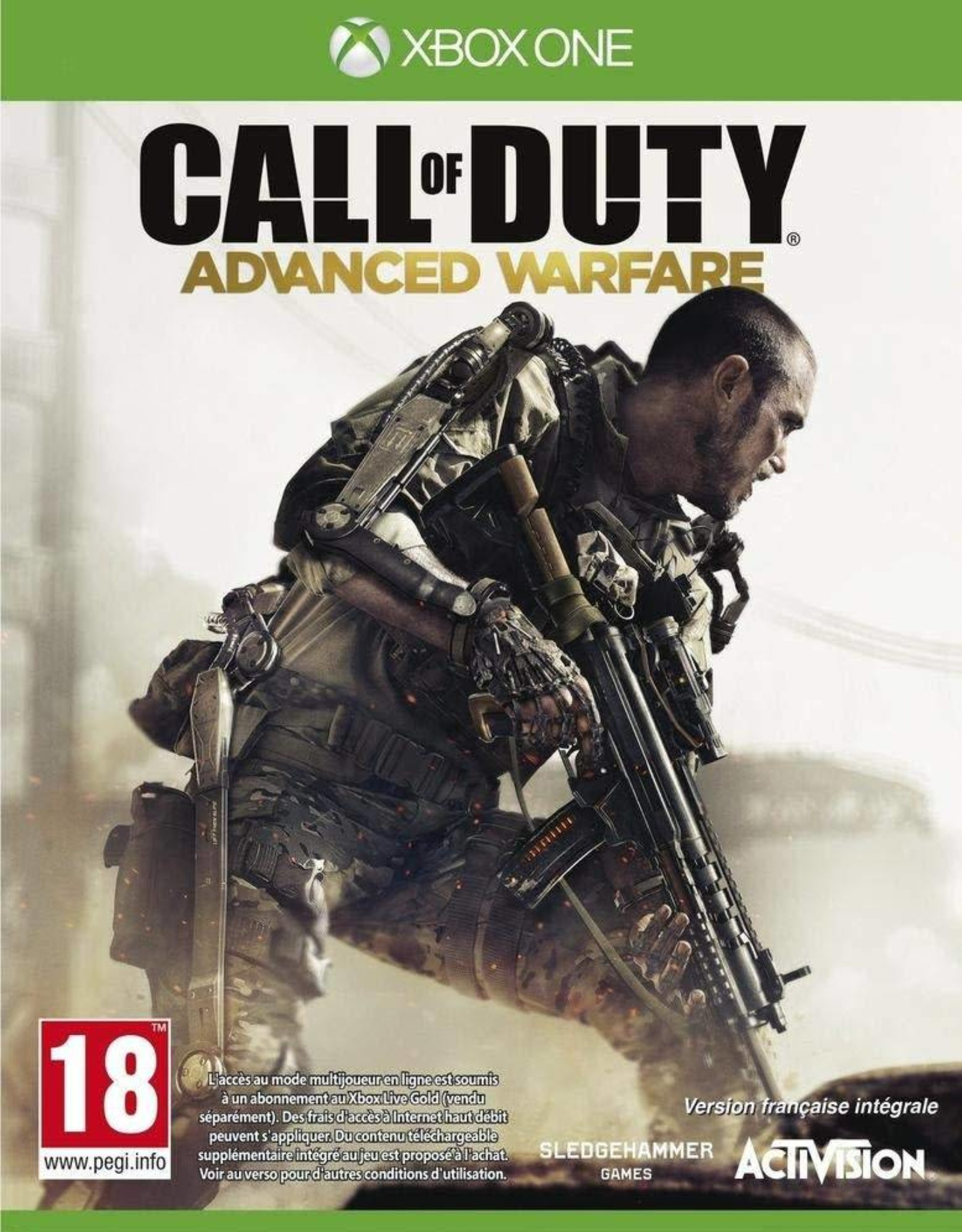 Call of Duty: Advanced Warfare - XBOne PrePlayed