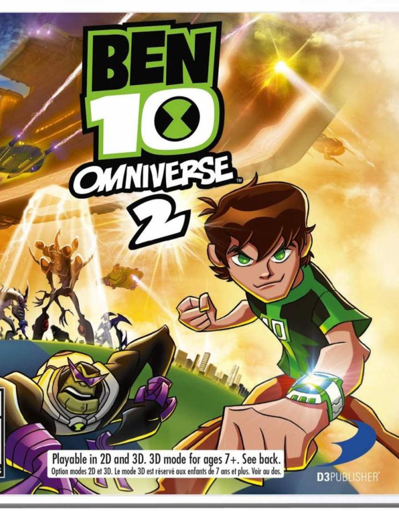 Ben 10: Omniverse - 3DS PrePlayed