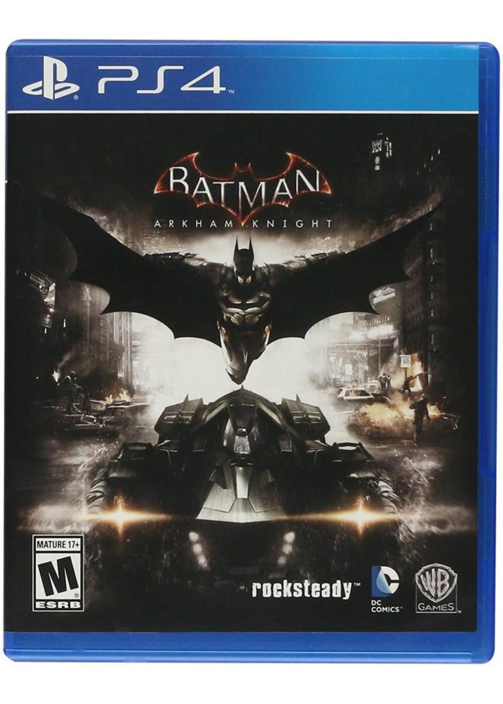 Batman: Arkham Knight - PS4 PrePlayed