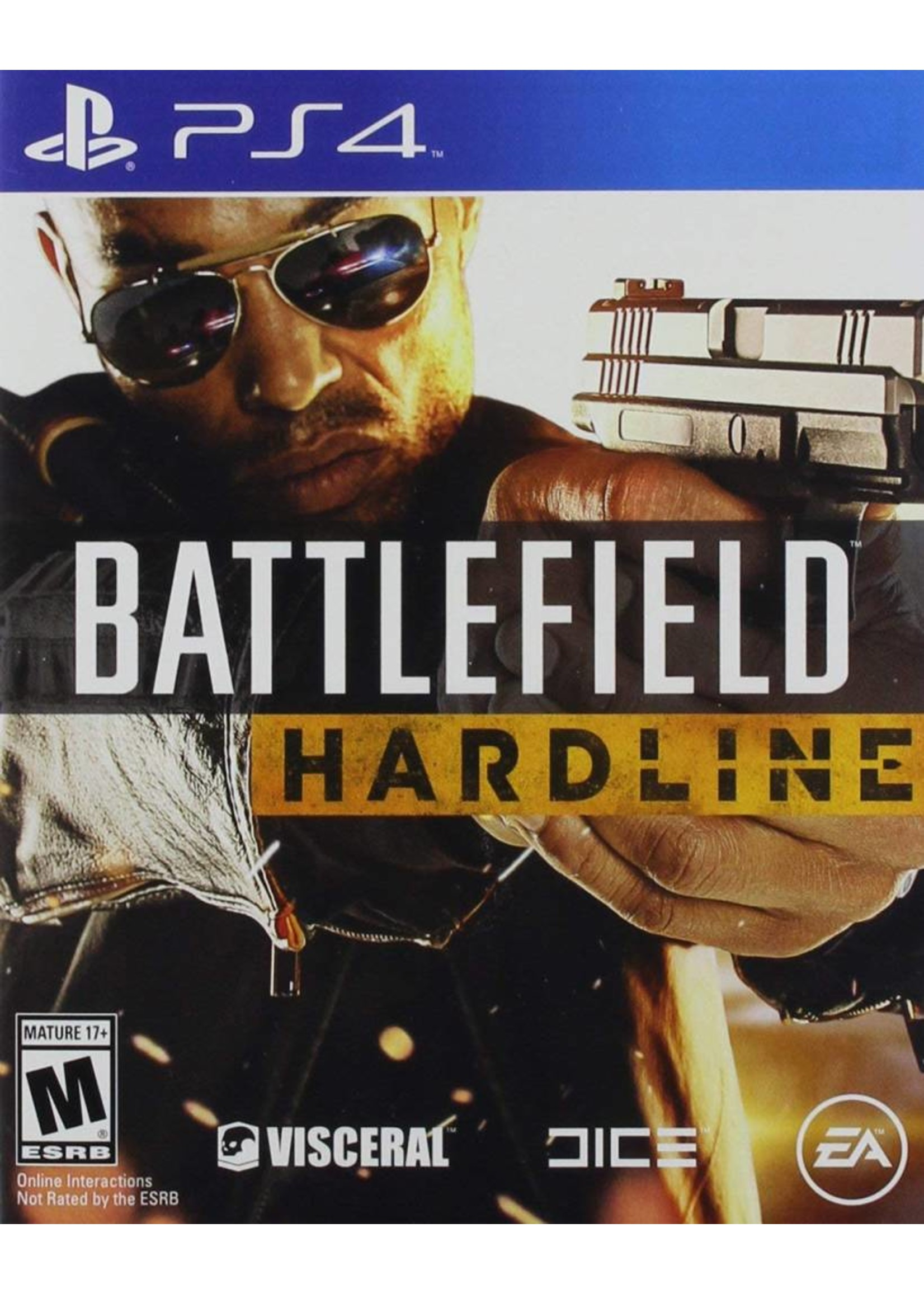 Battlefield: Hardline - PS4 PrePlayed