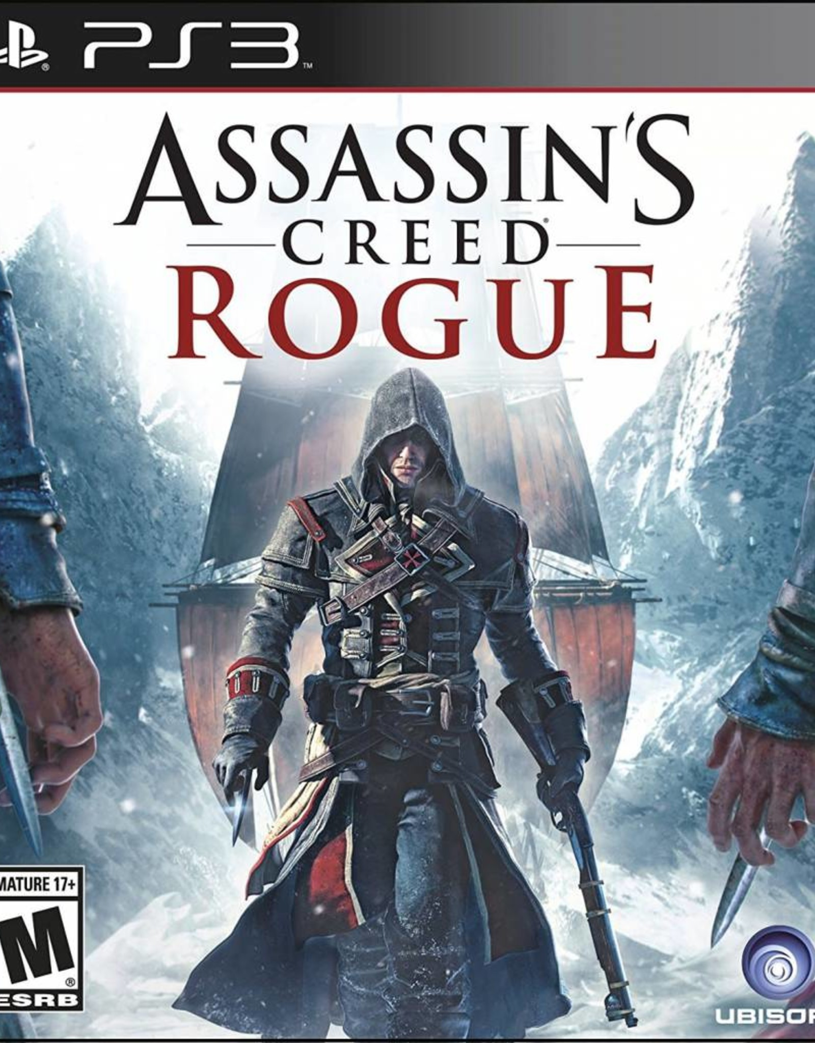 Assassin's Creed: Rogue - PS3 PrePlayed