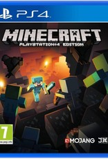 Minecraft - PS4 PrePlayed