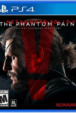 Metal Gear Solid 5: The Phantom Pain - PS4 PrePlayed