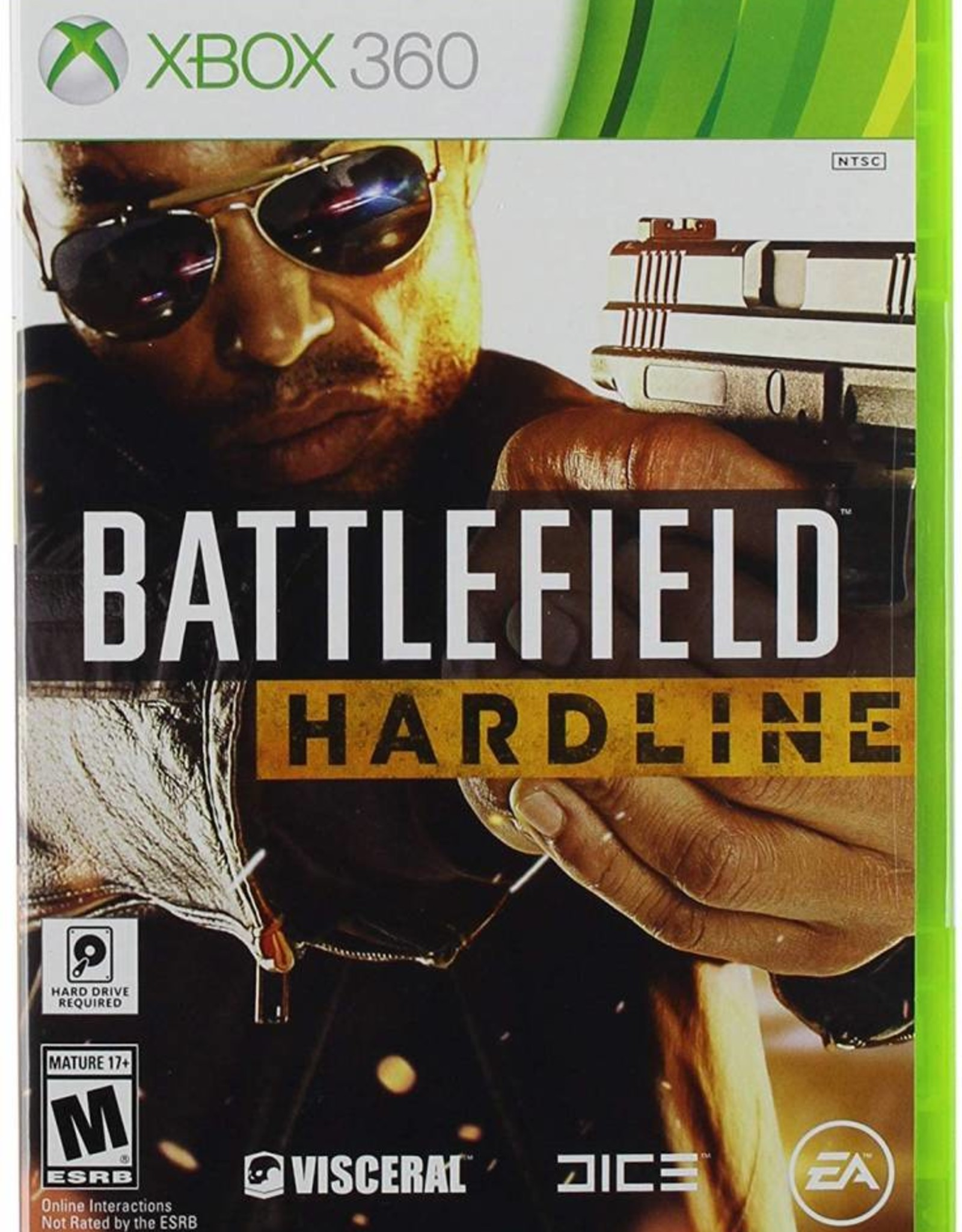 Battlefield: Hardline - XB360 PrePlayed