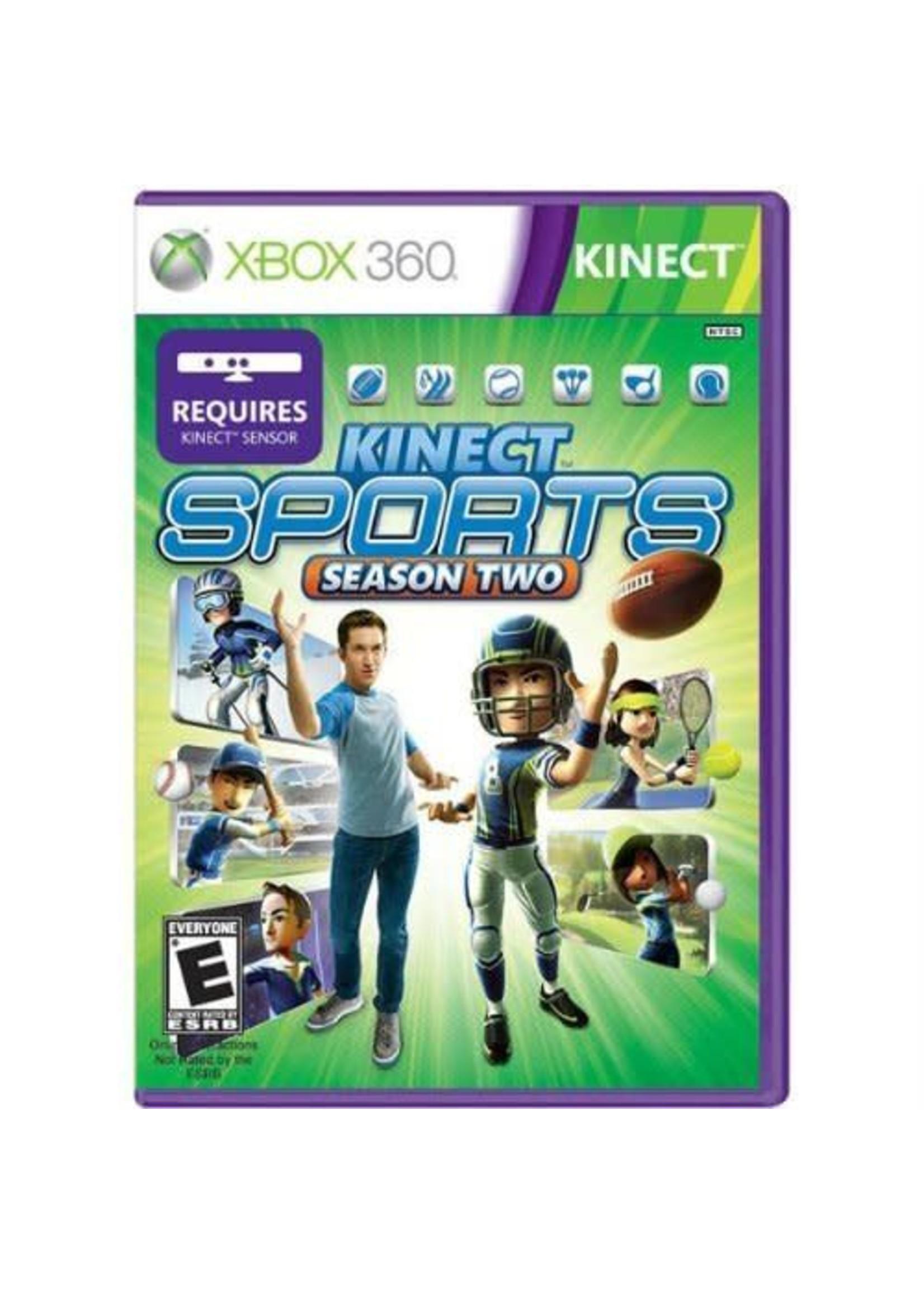 Kinect Sports Season Two - XB360 PrePlayed