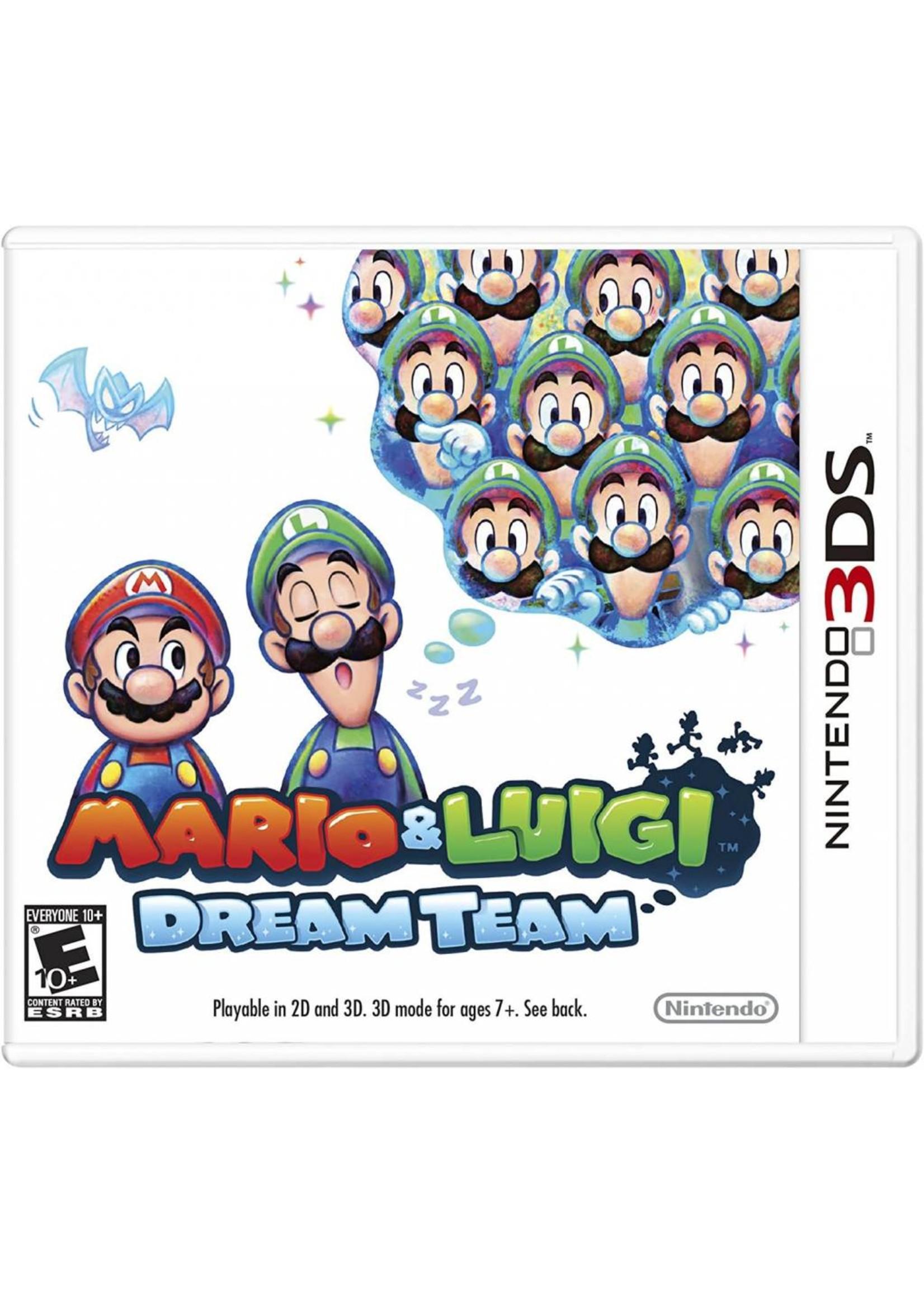 Mario & Luigi: Dream Team - 3DS PrePlayed