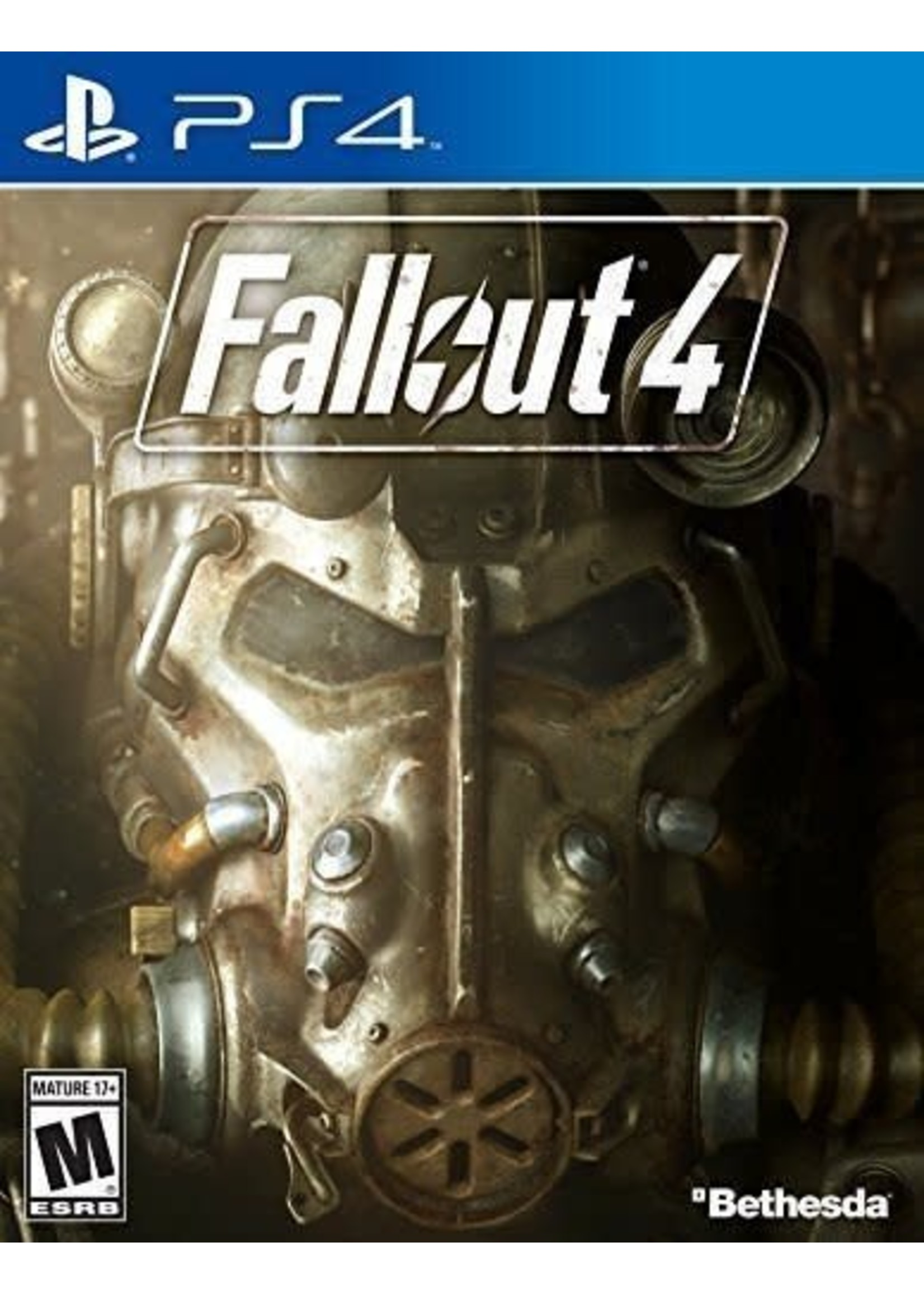 Fallout 4 - PS4 PrePlayed