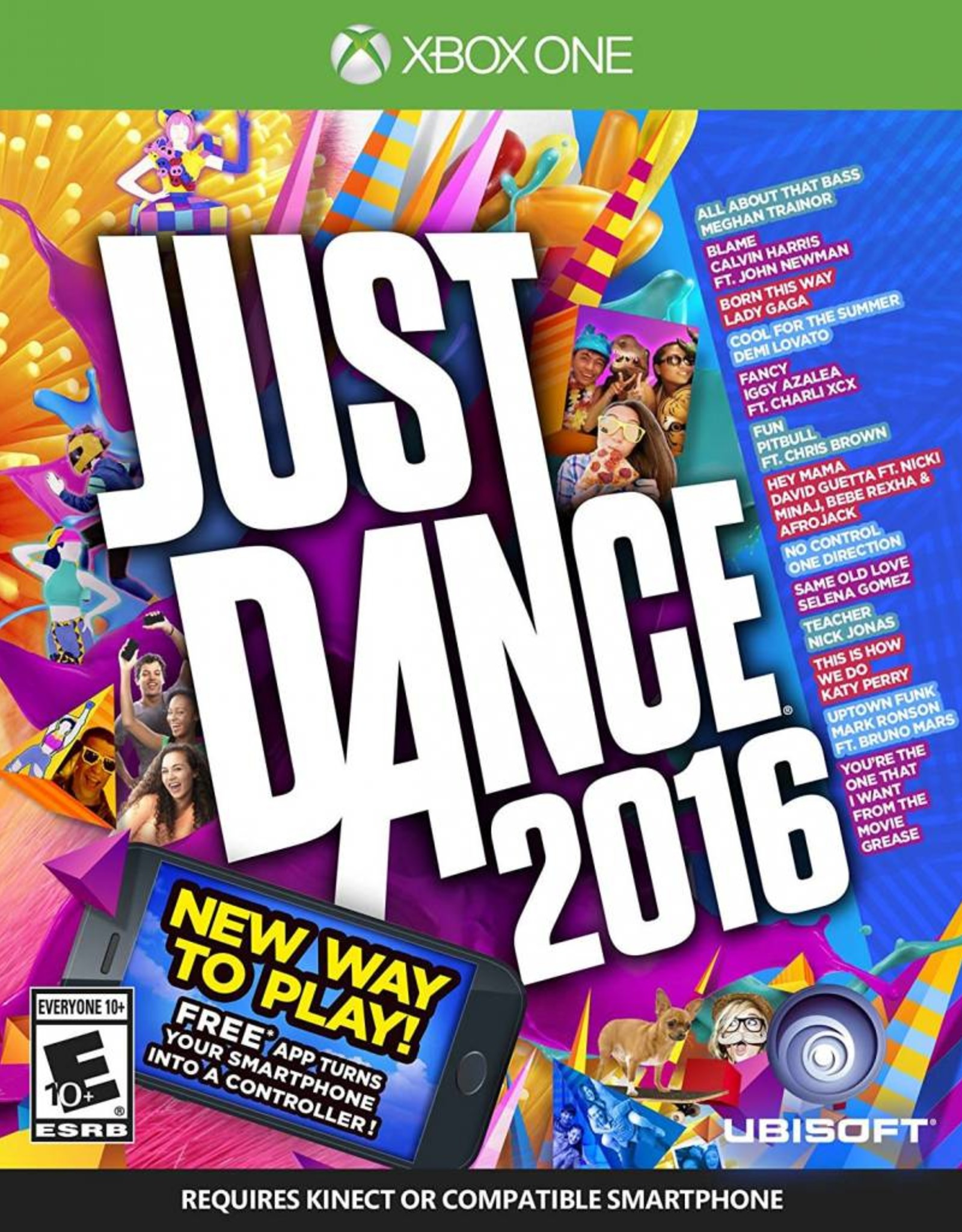 Just Dance 2016 - XBOne PrePlayed