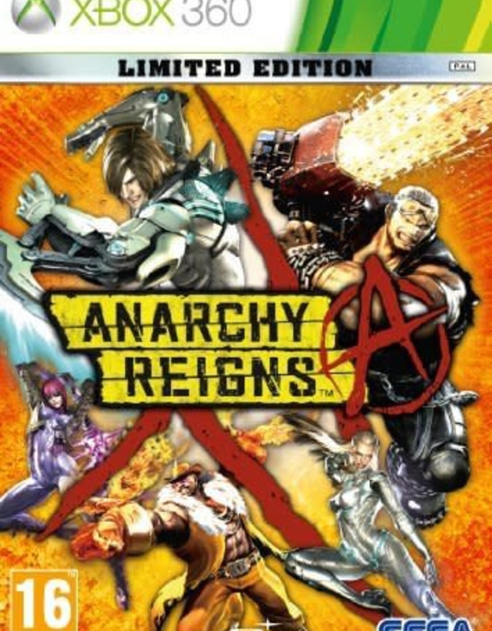 Anarchy Reigns - XB360 PrePlayed