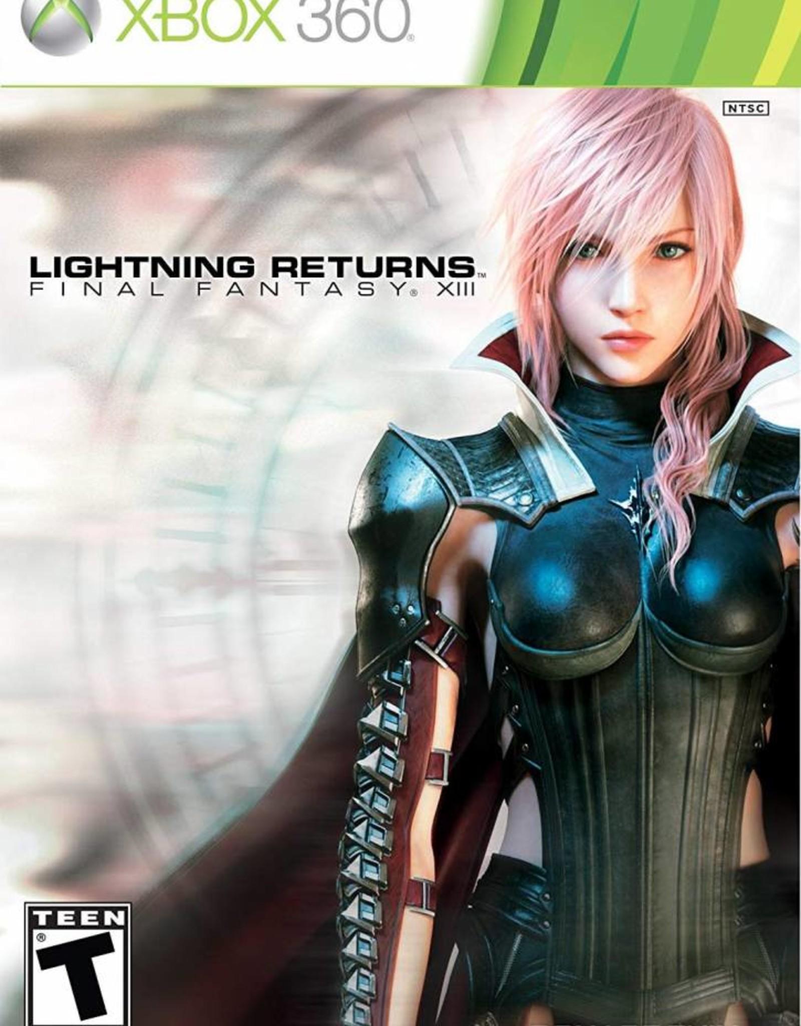 Final Fantasy 12: Lightning Returns - XB360 PrePlayed