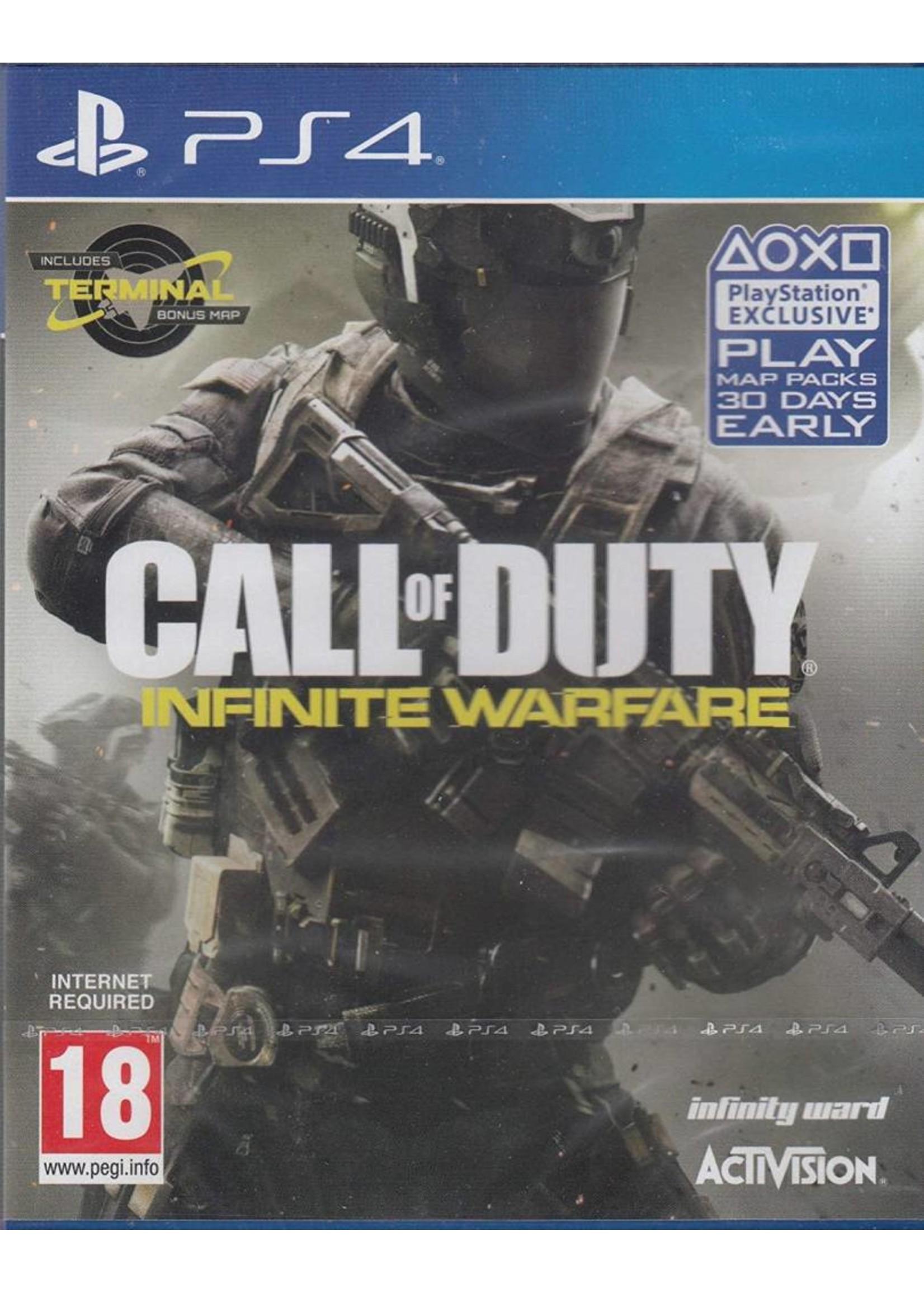 Call of Duty: Infinite Warfare - PS4 PrePlayed