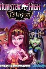 Monster High 13 Wishes - 3DS PrePlayed