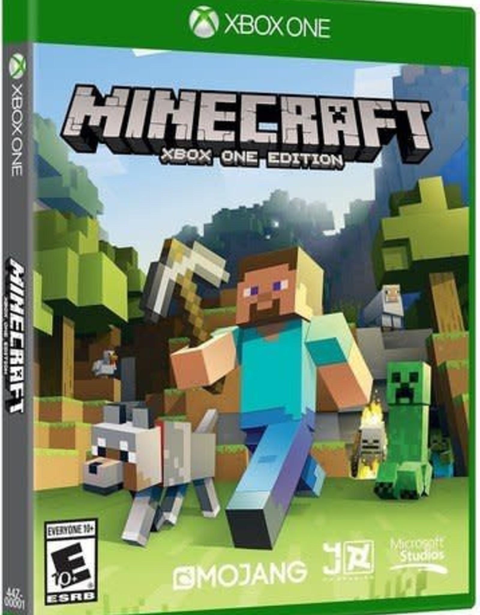 Minecraft - XBOne PrePlayed