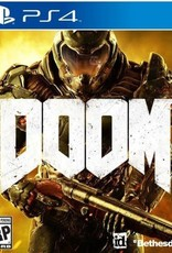DOOM - PS4 PrePlayed