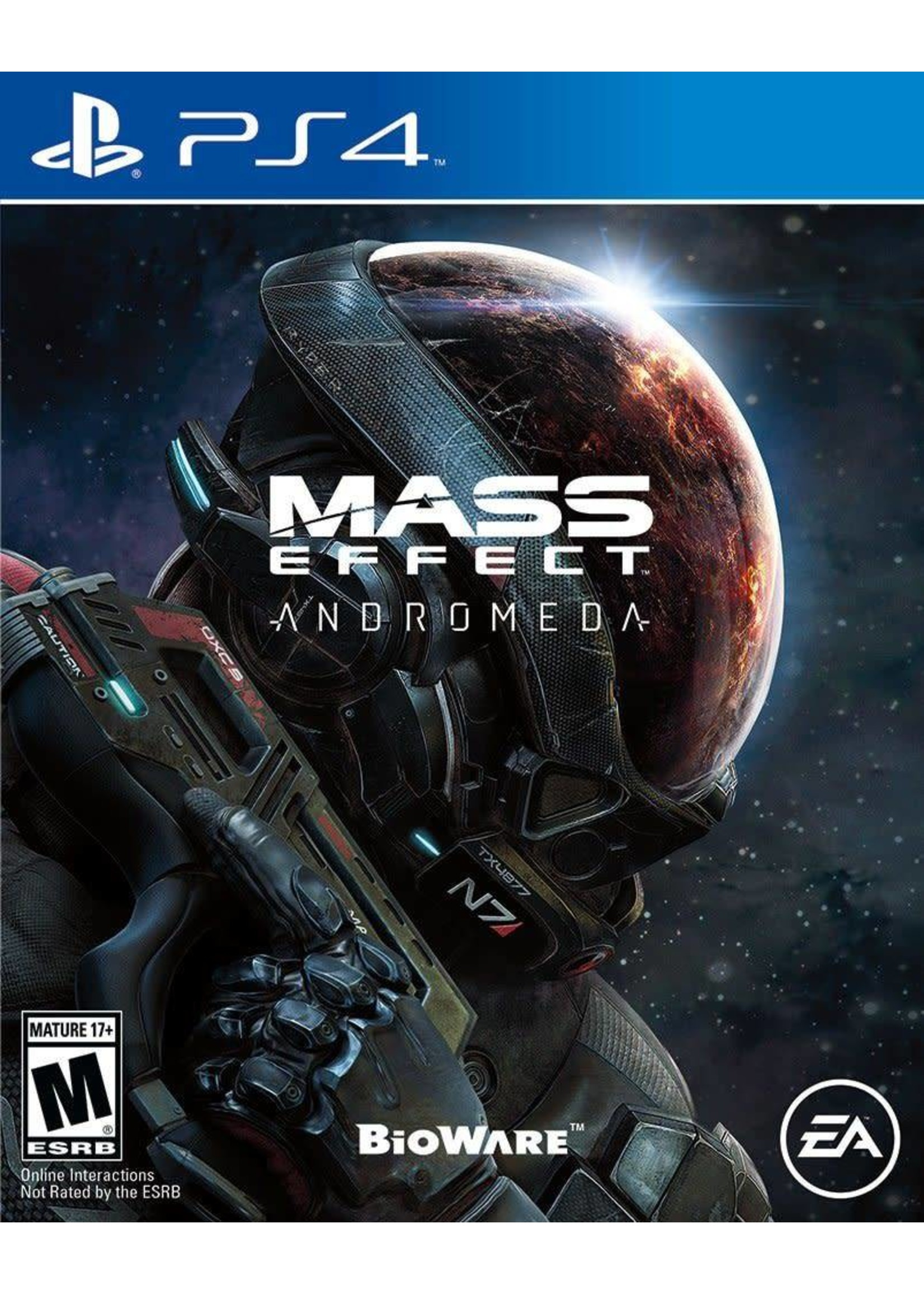 Mass Effect Andromeda - PS4 PrePlayed