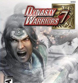 Dynasty Warriors 7 - XB360 PrePlayed