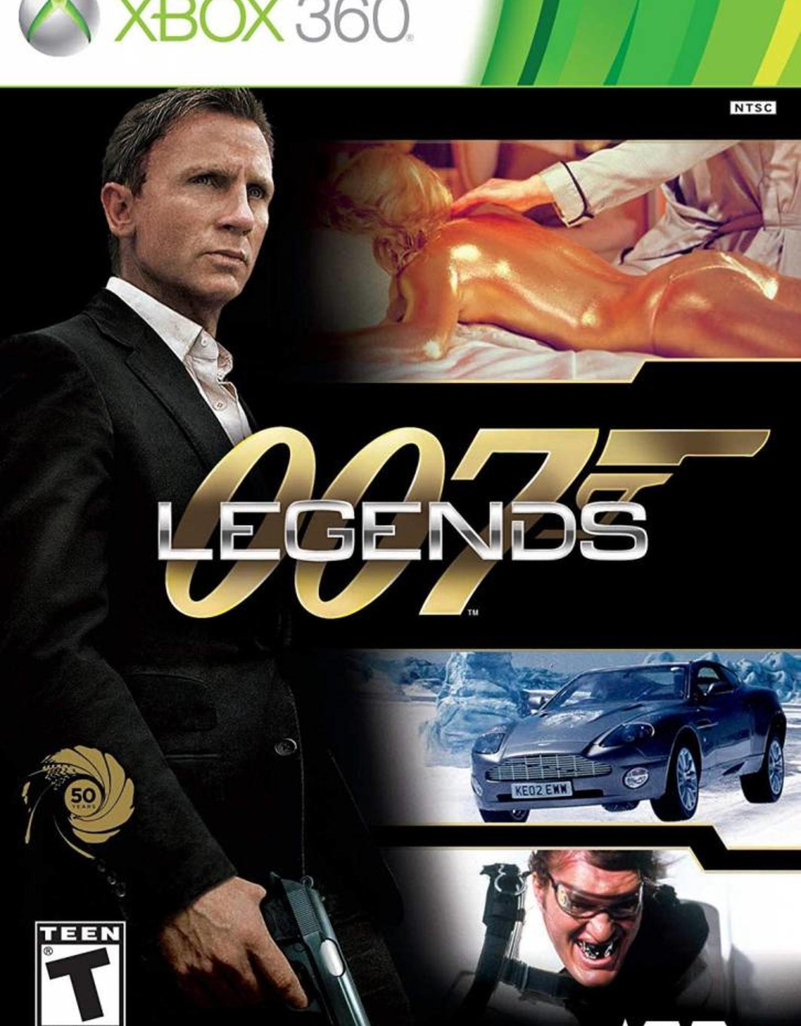007: Legends - XB360 PrePlayed