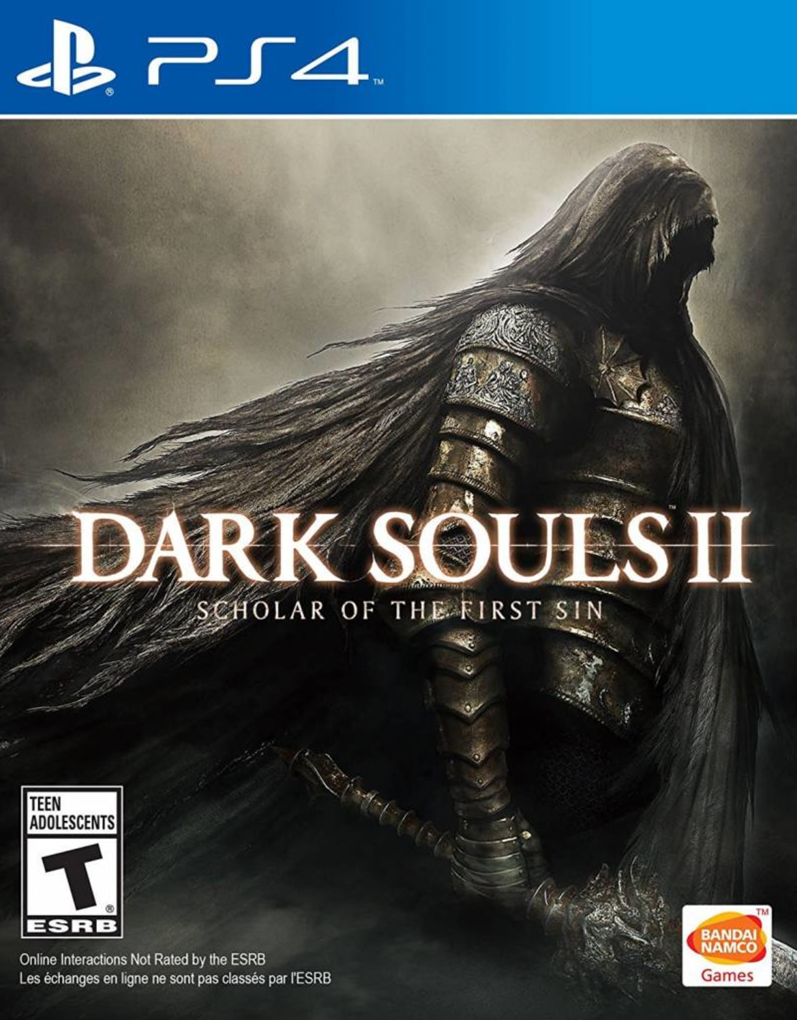 Dark Souls 2 - PS4 PrePlayed