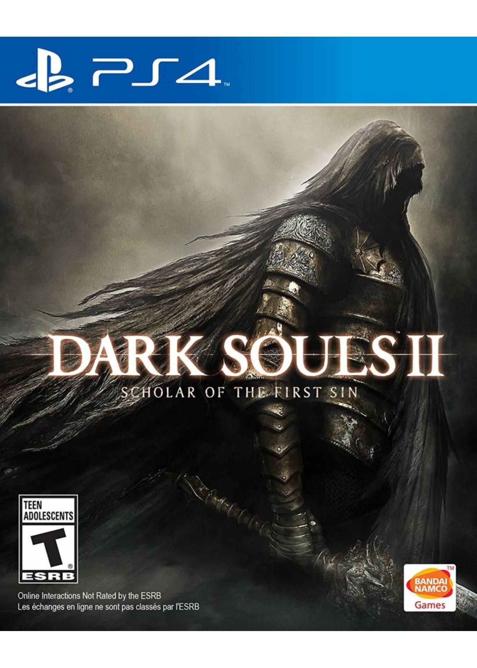 Dark Souls 2 - PS4 PrePlayed