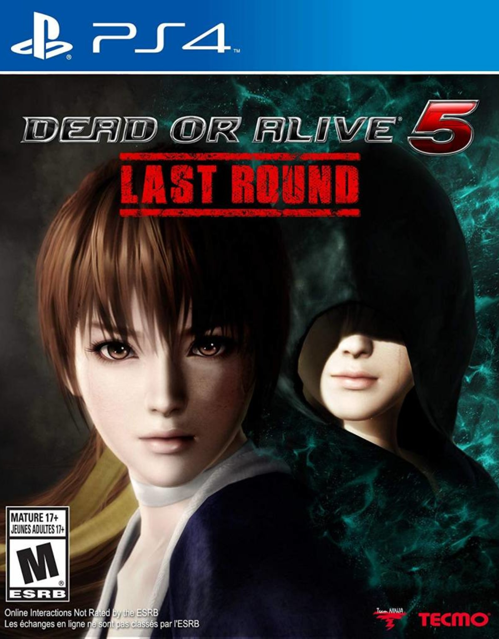 Dead or Alive 5: Last Round - PS4 PrePlayed