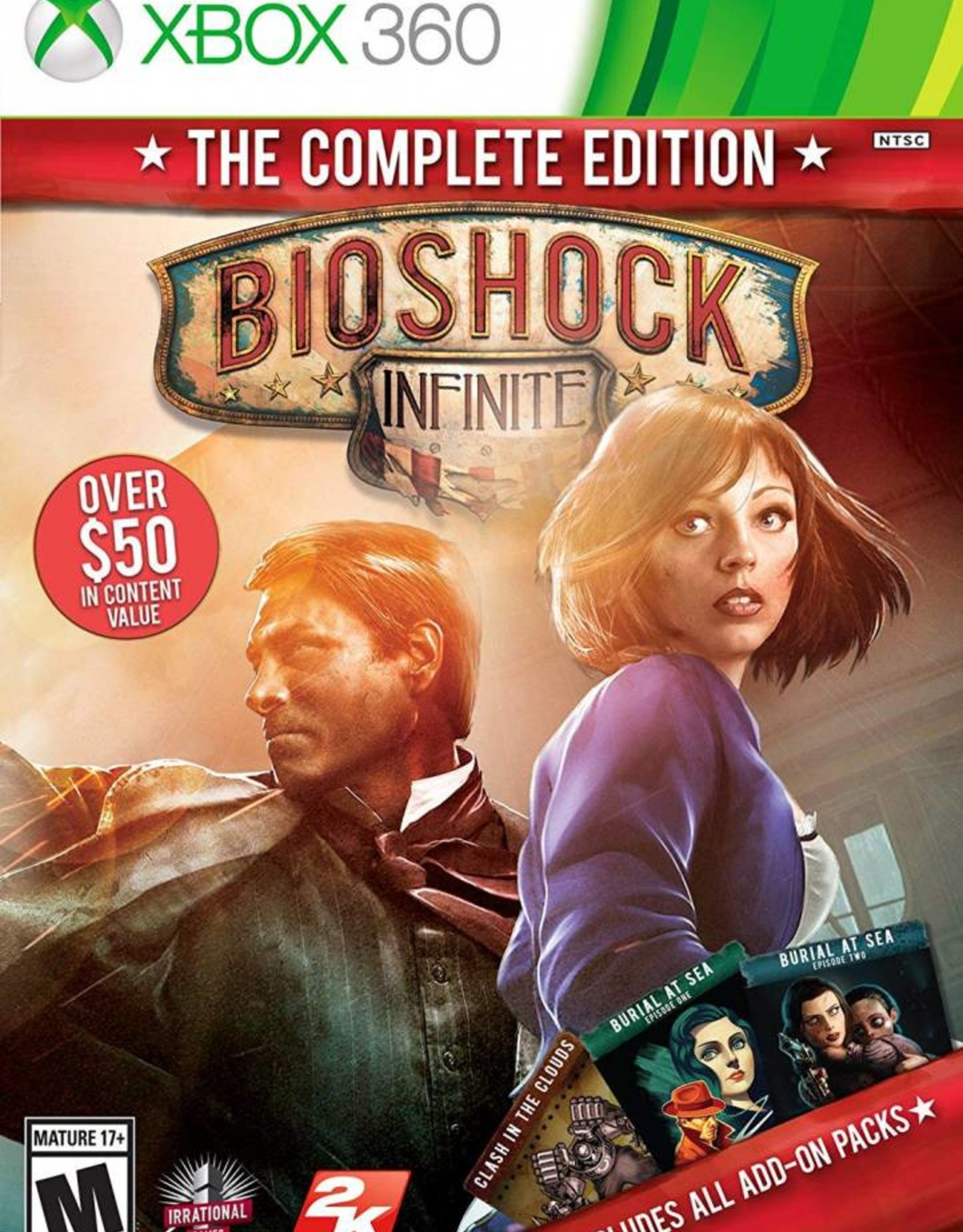 Bioshock Infinite - XB360 PrePlayed