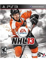 NHL 13 - PS3 PrePlayed