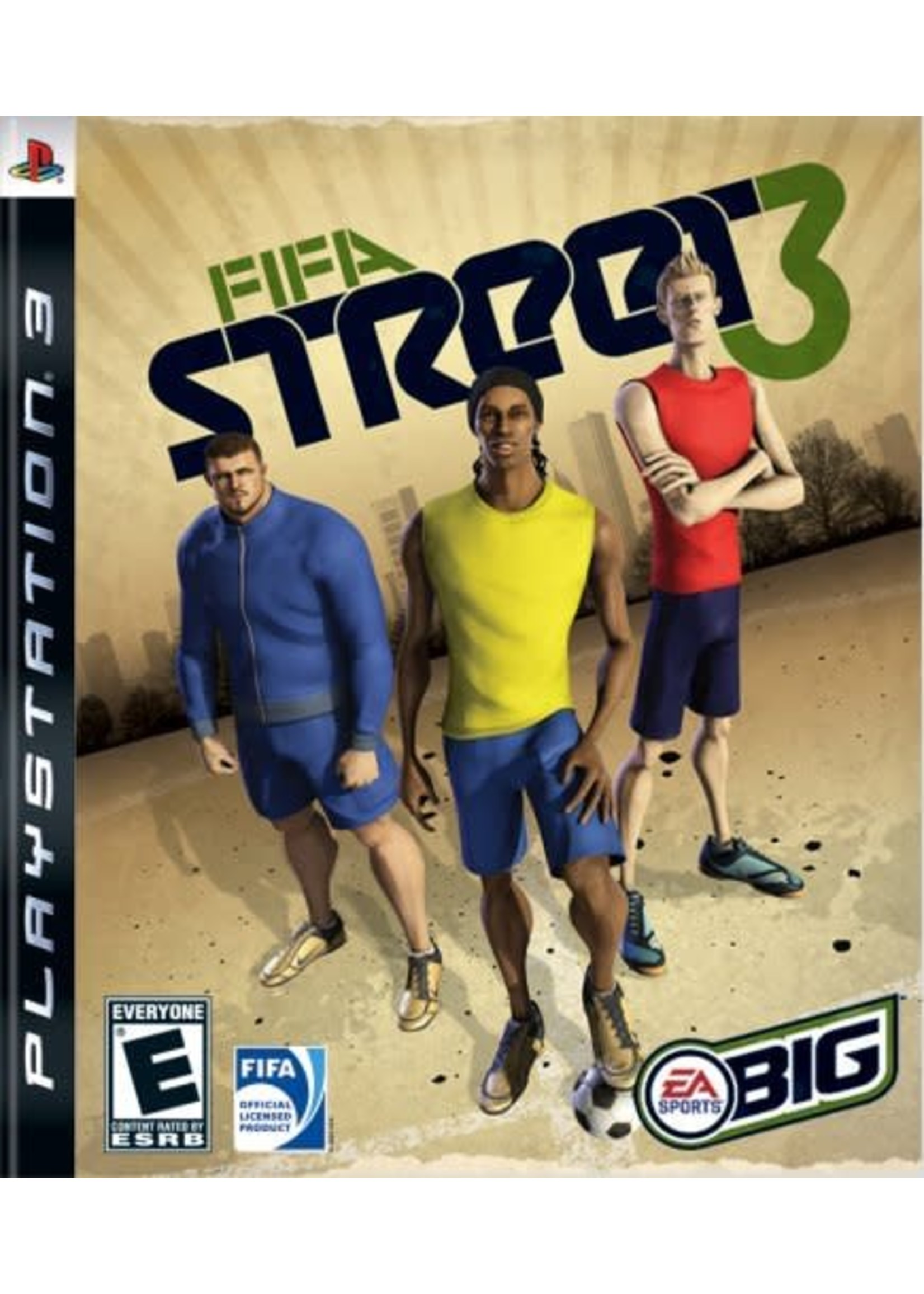 FIFA Street 3 - PS3 NEW