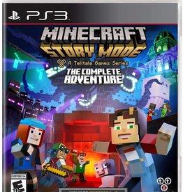 Minecraft Story Mode - PS3 PrePlayed