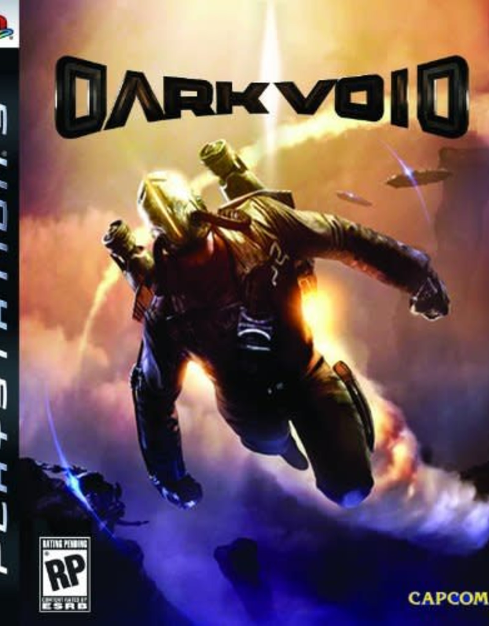 Dark Void - PS3 PrePlayed