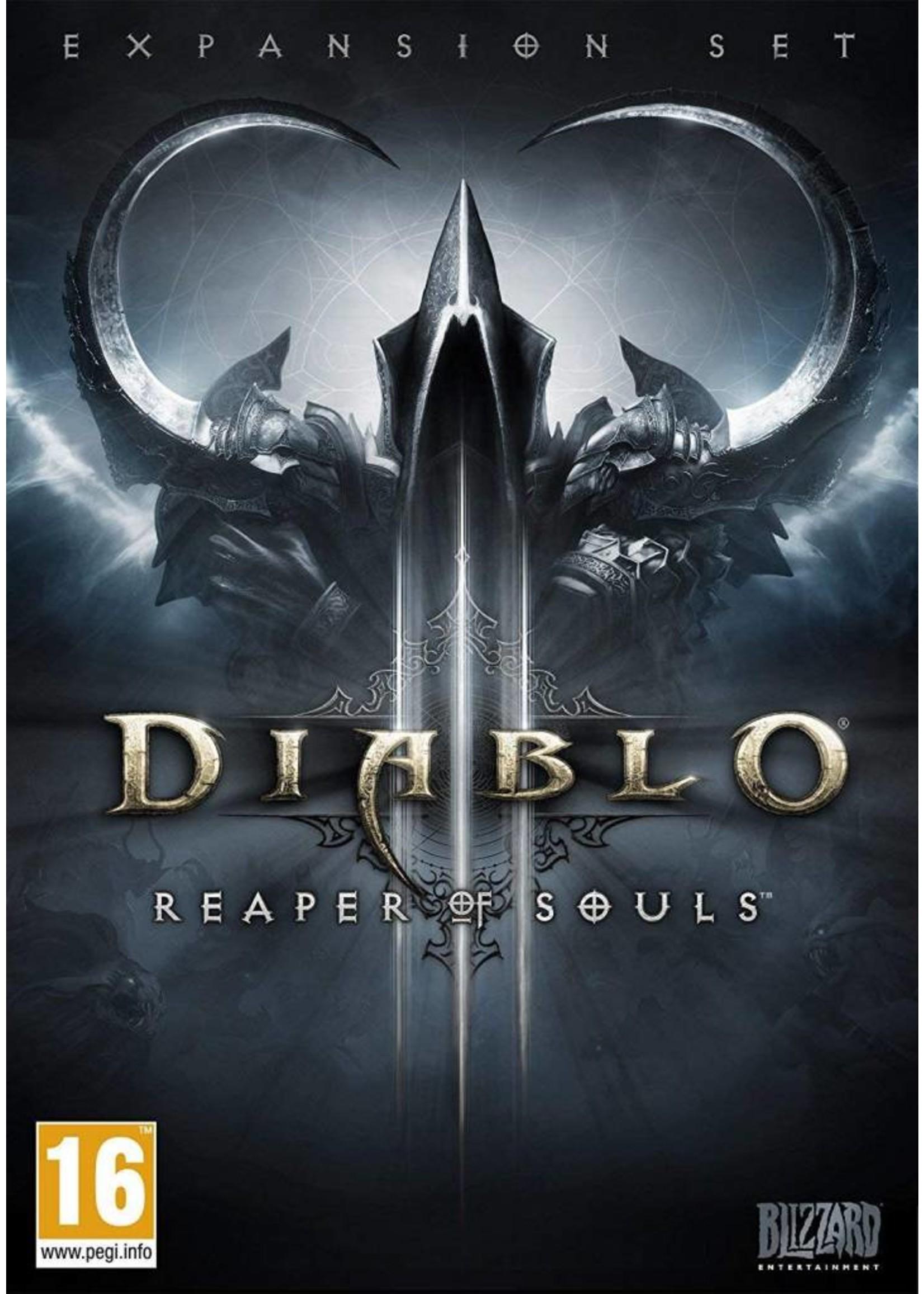 Diablo 3 Reaper of Souls - PS4 PrePlayed