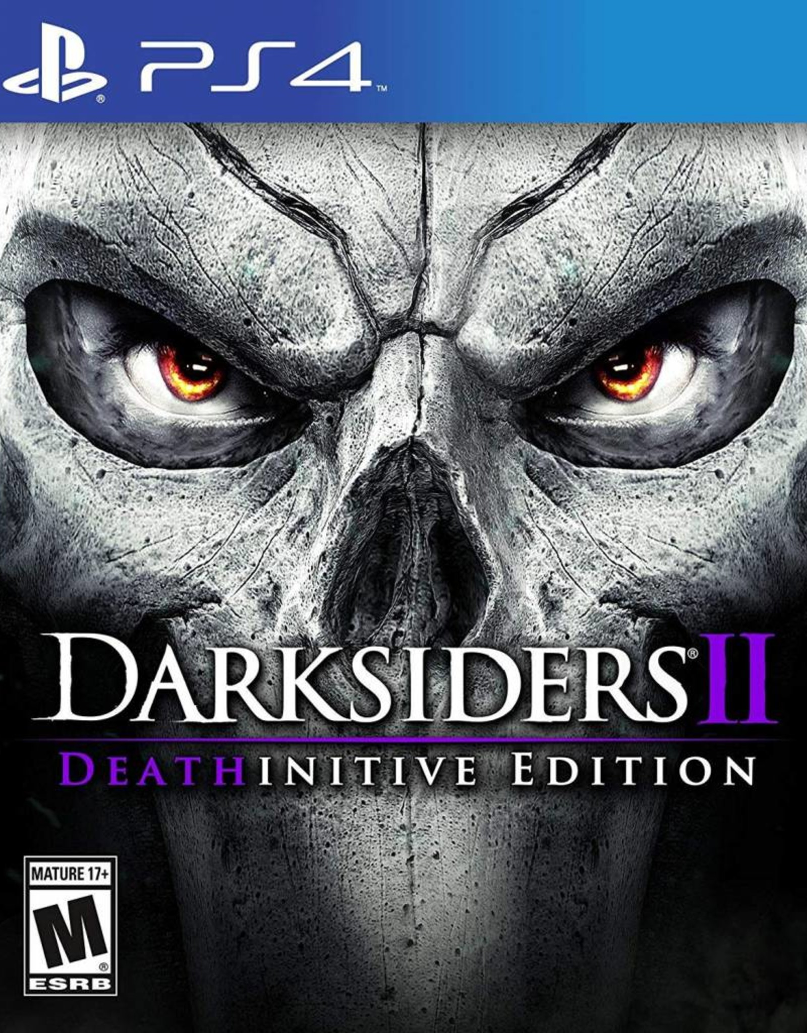 Darksiders 2: Deathinitive Edition - PS4 PrePlayed
