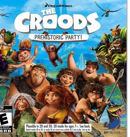 The Croods - 3DS PrePlayed