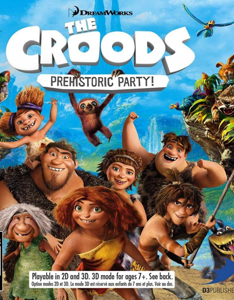 1c1f9d3393db61 The Croods - 3DS PrePlayed - PLAY Barbados