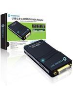 USB-2.0 to VGA/HDMI Adapter