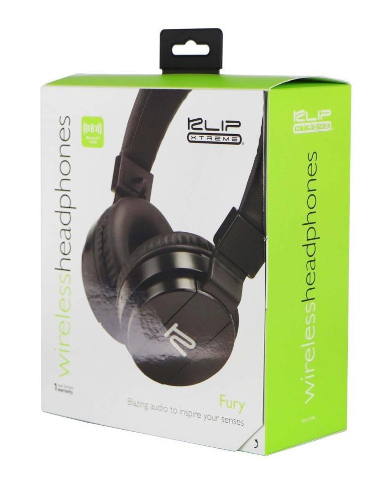 Bluetooth Fury Klip Headset