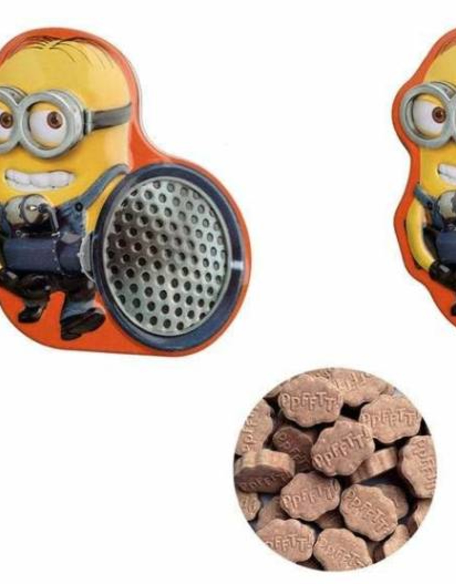 Candy-DBZ Tin/Minions