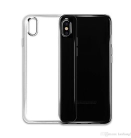 Apple iPhone X Clear TPU Case