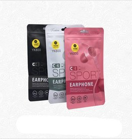 Earphones-Sport Yookie YK800
