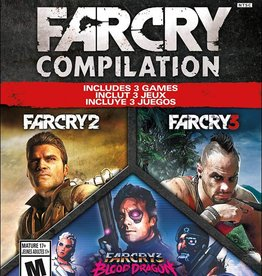 Far Cry Compilation - XB360 PrePlayed