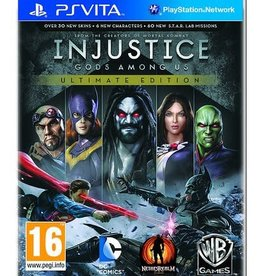 Injustice: Gods Among Us Ultimate Edition - PSV NEW
