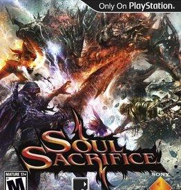 Soul Sacrifice  - PSV NEW