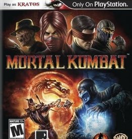 Mortal Kombat - PSV NEW