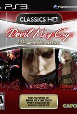 Devil May Cry HD Collection - PS3 PrePlayed