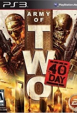 Army Of Two: 40th Day - PS3 PrePlayed