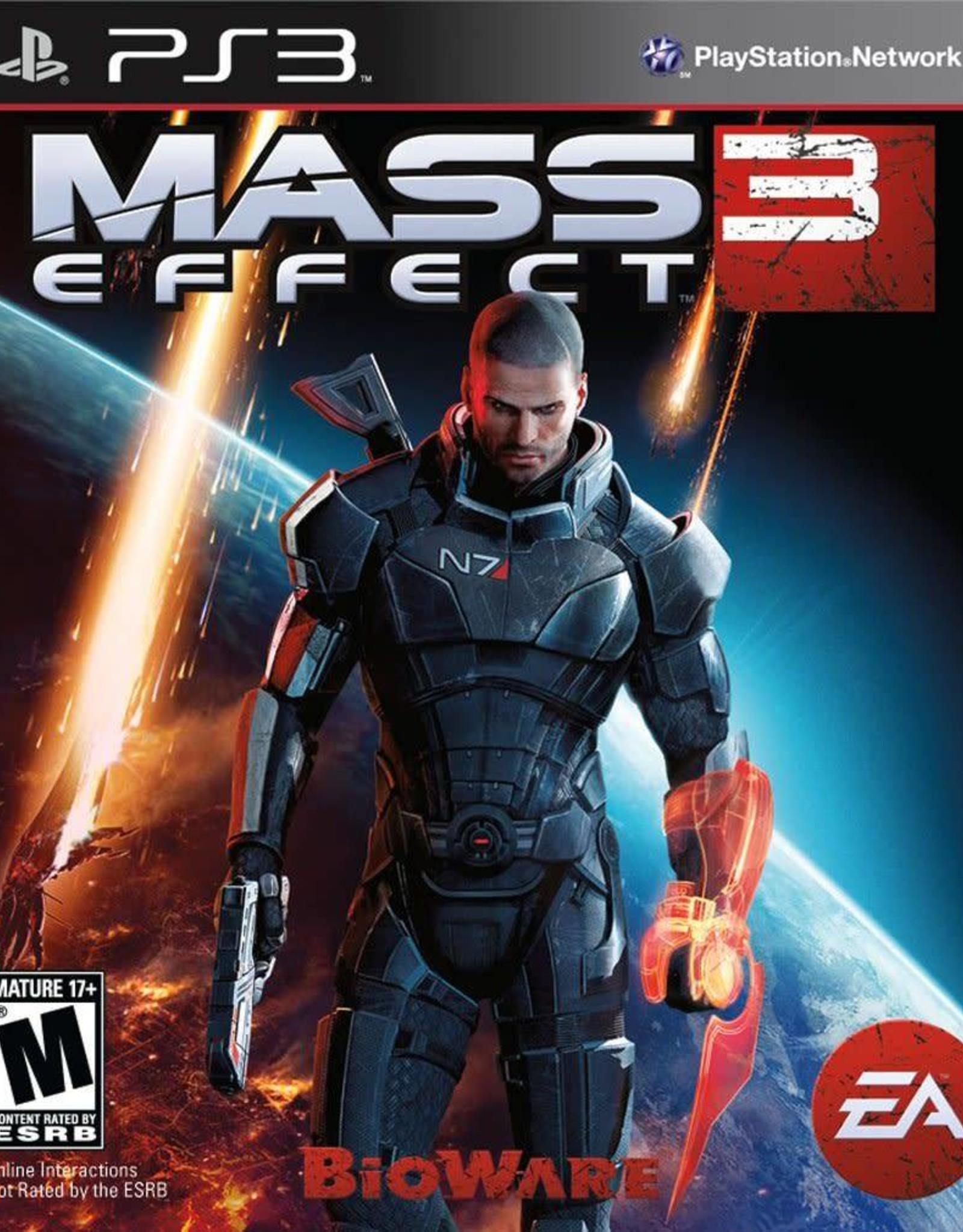 Mass Effect 3 - PS3 PrePlayed