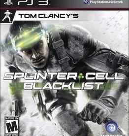 Splinter Cell Blacklist - PS3 PrePlayed