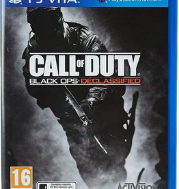 Call of Duty: Black Ops - PSV PrePlayed
