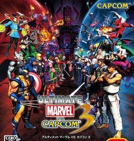 Ultimate Marvel vs Capcom 3 - PSV PrePlayed